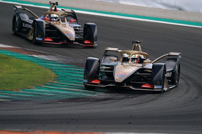 Vergne chased da Costa amid Lotterer exit hints