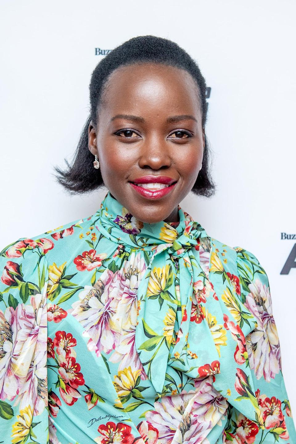 <p>Oscar winner Nyong'o is slated to reprise her role as Nakia, the Wakandan spy who shares a romantic connection with T'Challa. Her Marvel role isn't Nyong'o's only major franchise: she also plays Maz Kanata (via voice acting and motion capture) in the Star Wars sequel trilogy and related media.</p>