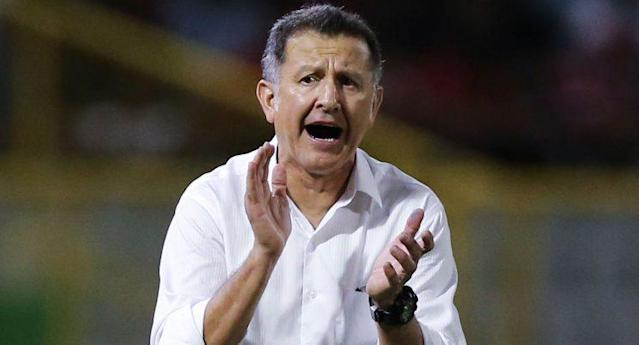 Osorio has Mexico playing at its peak again. (AP Photo)