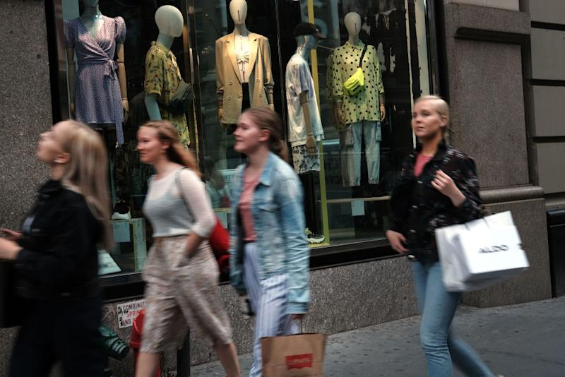 "(Bloomberg Opinion) -- If there were any doubts left about the strength of the U.S. consumer, Bank of America Corp.'s latest round of earnings should put those to rest.The bank on Wednesday announced a record second-quarter profit, with Chief Executive Officer Brian Moynihan crediting ""solid consumer activity across the board, with spending by Bank of America consumers up 5% this quarter over the second quarter of last year."" He added that he sees a steadily growing economy, informed by observing trends among ""the one-in-two American households we serve.""Revenue and net income both increased in Bank of America's consumer business, while credit provisions were stable. That mirrors much of what the other big U.S. banks reported earlier this week: Citigroup Inc.'s consumer division had its best second quarter since 2013;  JPMorgan Chase & Co.'s consumer and community banking unit reported a 22% year-over-year increase in net income; and Wells Fargo & Co. had sharply lower credit-loss provisions than analysts estimated. Long story short, Bank of America, with its wide footprint across the country, affirmed the health of the consumer.It would be hard to get the same takeaway from just listening to Federal Reserve Chair Jerome Powell, however. In a speech on Tuesday, the Fed chief mentioned U.S. consumers just once,(2) and even then, he appeared to play down their strength, which would seem surprising given that consumer spending makes up more than two-thirds of the American economy. But it has become abundantly clear since his congressional testimony last week that Powell is going to lean heavily on ""trade tensions"" and slowing global growth as reasons to justify interest-rate cuts and will go out of his way to add caveats when mentioning positive aspects of the economy.He didn't disappoint on either front during his comments in France (emphasis mine):""Growth in consumer spending, which was soft in the first quarter, looks to have bounced back, but business fixed investment growth seems to have slowed notably. Moreover, the manufacturing sector has been weak since the beginning of the year, in part weighed down by the softer business spending, weaker growth in the global economy, and, as our business contacts tell us, concerns about trade tensions.""The Fed looms large in just about every aspect of today's markets, given the central bank's abrupt shift toward favoring interest-rate reductions starting later this month. And the difference in tone about consumers between the central bank and the biggest U.S. banks is especially notable because the Fed's about-face on interest rates has caused Bank of America, Citigroup, JPMorgan and Wells Fargo to all miss on net interest margins relative to expectations. That trend has led the leaders of those banks to face some uncomfortable questions this earnings season about their outlooks.Bank of America's Paul Donofrio adjusted expectations for net interest income on the lender's analyst call on Wednesday. During the first-quarter call, he had said it could increase by 3% in 2019 compared with 2018. Now, he said the growth will be closer to 2% if interest rates remain stable, and just 1% if the Fed cuts rates twice before the end of the year as bond traders expect.It's worth noting that Moynihan didn't see the Fed capitulating to the market's demands for lower interest rates. I was in attendance when he spoke to the Economic Club of New York on June 4, and at the end of a question-and-answer segment he said he didn't think the central bank would cut rates this year. What were his reasons for that call? Among them: ""We feel very good about the consumer.""What Moynihan, and anyone who thought similarly, couldn't have predicted is just how locked in the Powell Fed would become to easing policy. Even stronger-than anticipated figures on retail sales, factory output and housing on Tuesday failed to budge the market-implied odds of a July rate cut, not to mention the outlook for the rest of the year. That's because Fed officials haven't even pretended to push back on that pricing.U.S. consumers may be as strong as ever, but if Powell is content with brushing that off, then the biggest U.S. banks will have no way to escape the Fed squeeze.(1) Excluding a reference to ""consumer price inflation.""To contact the author of this story: Brian Chappatta at bchappatta1@bloomberg.netTo contact the editor responsible for this story: Daniel Niemi at dniemi1@bloomberg.netThis column does not necessarily reflect the opinion of the editorial board or Bloomberg LP and its owners.Brian Chappatta is a Bloomberg Opinion columnist covering debt markets. He previously covered bonds for Bloomberg News. He is also a CFA charterholder.For more articles like this, please visit us at bloomberg.com/opinion©2019 Bloomberg L.P."