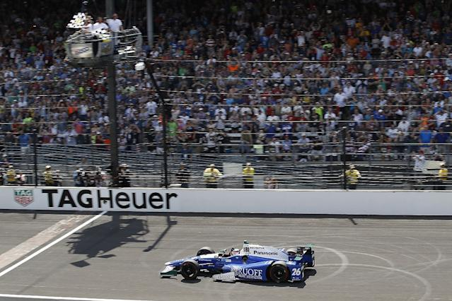Brown: Alonso's Indy deal followed Andretti talks