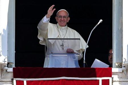 Pope Francis creates new path to beatification under 'offering of life'