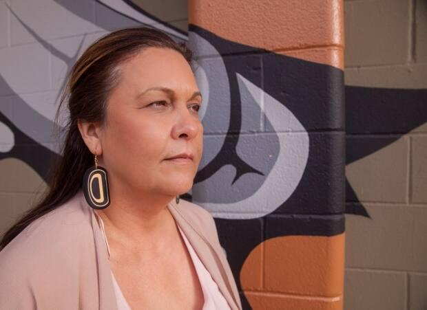 """Lisa Robinson's treatment center brings in folks from all over B.C. and the Yukon. She says she helps people reconnect in a different way instead of just treating drugs and alcohol. """"Let's deal with the trauma and then you can be who you really are, which is a strong Indigenous person, so that's kind of our mission,"""" she said."""