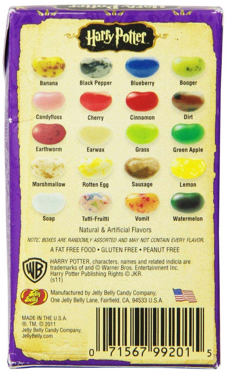 Photo credit: Jelly Belly Candy Company / Warner Bros.