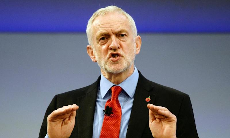Jeremy Corbyn will be speaking at the UN in Geneva.