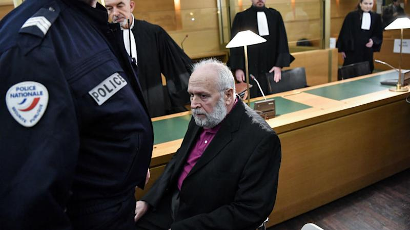 Paedophile French priest says Church 'could have helped' him