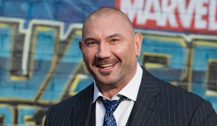 Dave Bautista backs LGBT rights - Credit: WENN