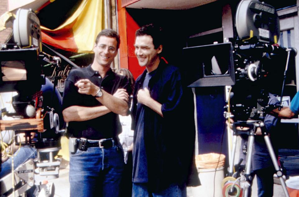 Saget and McDonald - Credit: Everett Collection