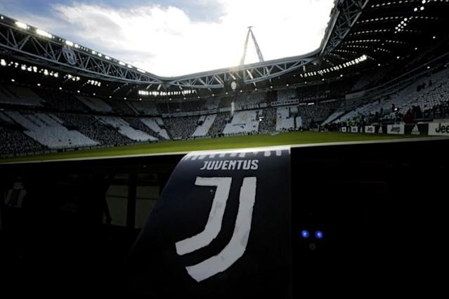 Juventus were leading Serie A when the season was suspended (AFP Photo/MARCO BERTORELLO)