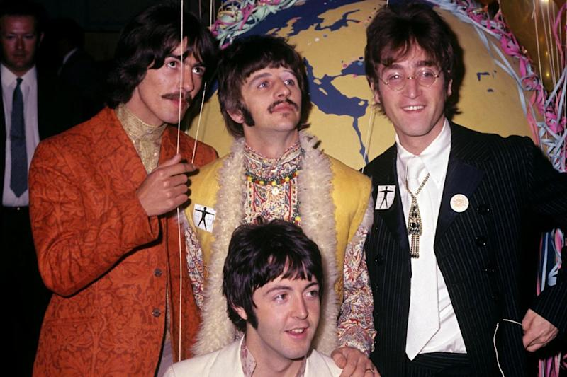 The Beatles: The rockers are set to be the feature of the film (PA )