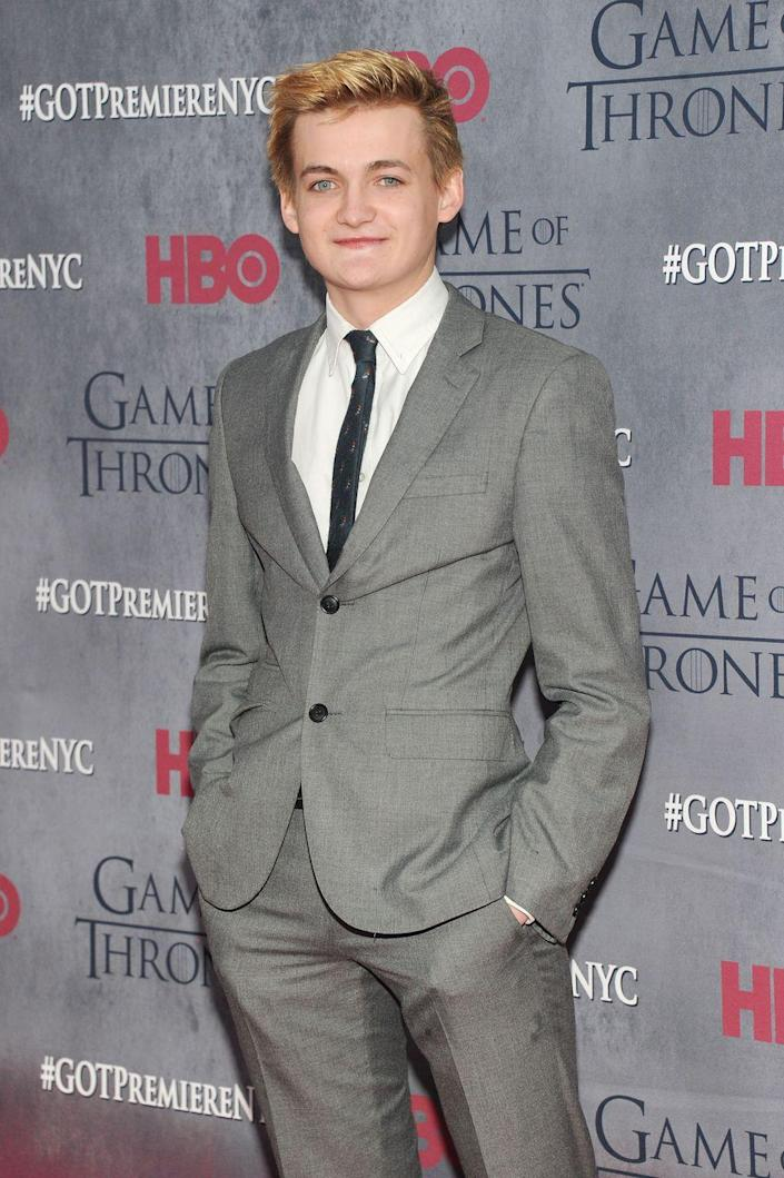 <p>You may hate him from his role in <em>Game of Thrones</em>, but Jack Gleeson was in Hollywood long before his stay in Westeros. In 2005, he appeared in <em>Batman Begins </em>and a year later he was cast in the TV show <em>Killinaskully</em>. </p>