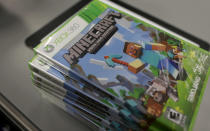 <p>Minecraft is the fourth most popular game of 2018 according to <em>Yahoo UK</em> readers. Yet with the title of best-selling PC game of all time, it's surprising it doesn't score higher in the charts. <em>[Photo: Getty]</em> </p>