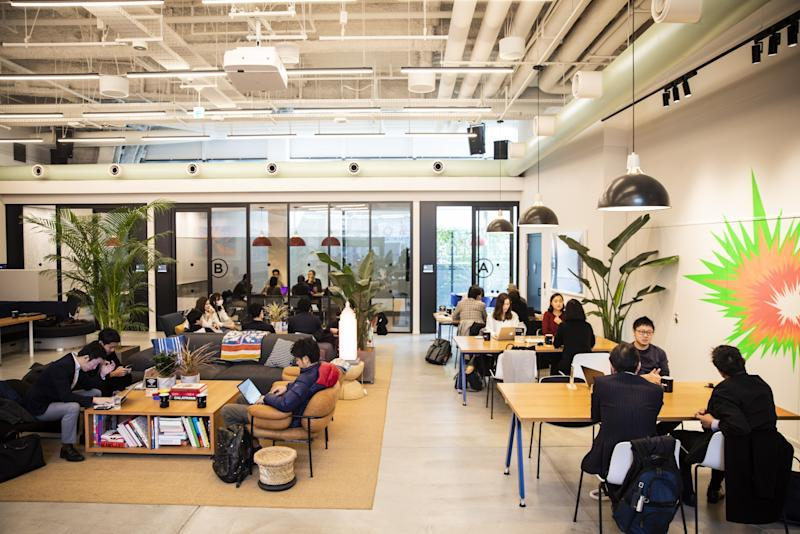 SoftBank to slash planned WeWork investment: FT