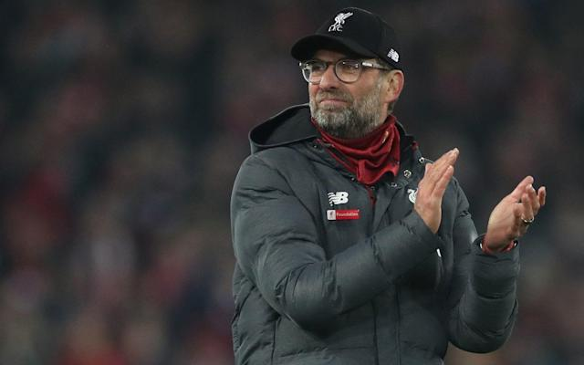 Jürgen Klopp has again criticised the various authorities who, according to the Liverpool manager, appear to have forgotten to put the wellbeing of players at the heart of their plans - Action Images via Reuters