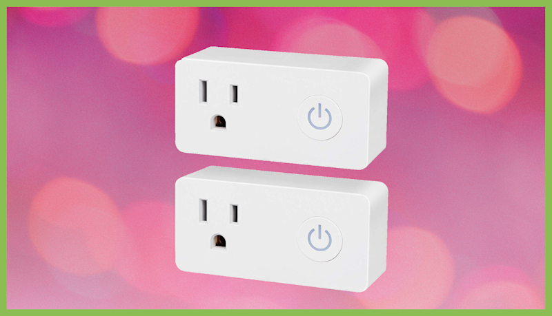 Save 29 percent on BN-LINK Heavy-Duty indoor and outdoor smart plugs, today only. (Photo: Amazon)