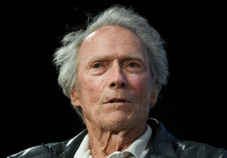 Clint... doesn't reckon Dirty Harry would get made today - Credit: AFP