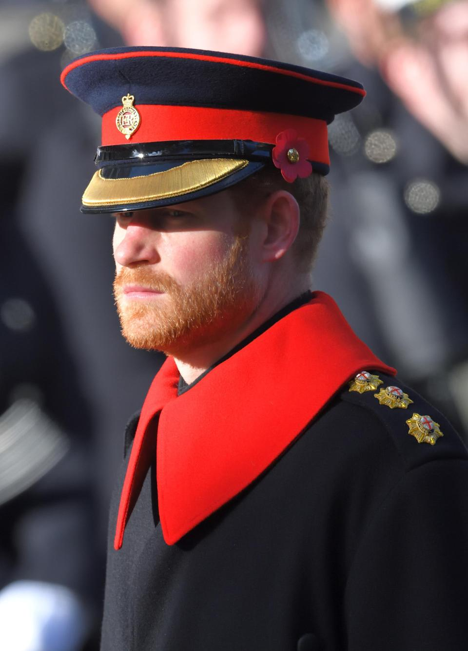 """<p>Historically, full facial beards have aways been forbidden while on official duty (although some officers have been known to wear moustaches). A member of the elite cavalry regiment told The Mirror, """"Prince Harry is letting us all down. There's no place for beards in the Queen's cavalry.""""</p>"""