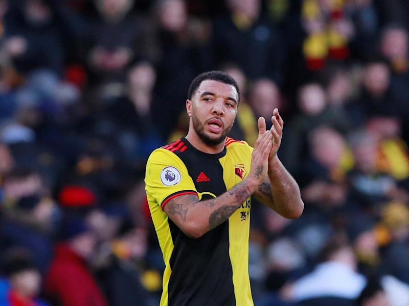 Deeney missed from the spot but Watford held Spurs: Action