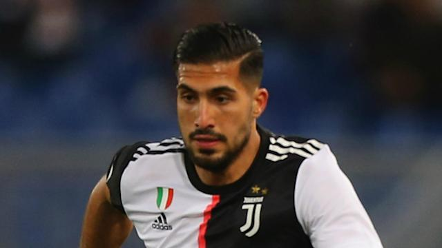 """Leaving Emre Can and Mario Mandzukic out of Juventus' Champions League squad was the """"necessary"""" choice, according to boss Maurizio Sarri."""
