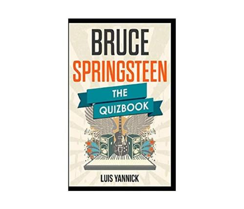 Bruce Springsteen, the Quizbook by Luis Yannick. (Photo: Amazon)