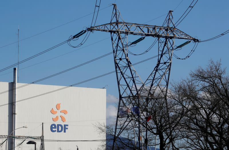 Virus outbreak raises spectre of cash injection for indebted EDF