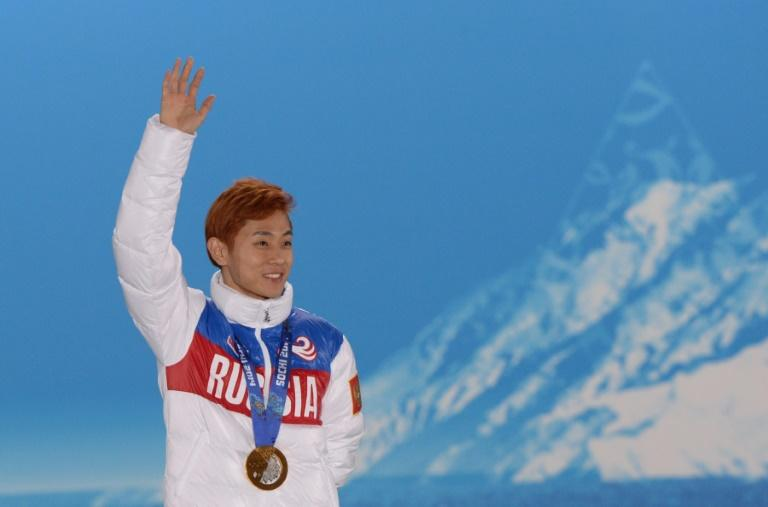 Korean-born speed skater Victor An was one of 47 Russian athletes who lost a last-minute court bid to take part in the Pyeongchang Winter Olympics