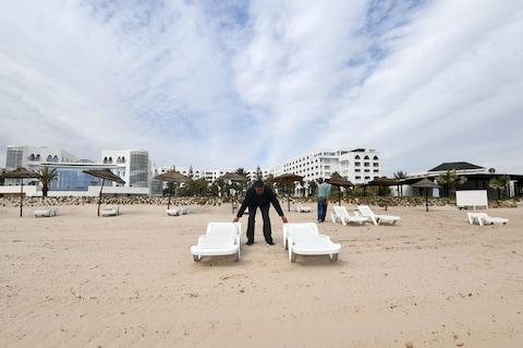 Tunisia's tourism industry has suffered the last two years - Credit: Getty