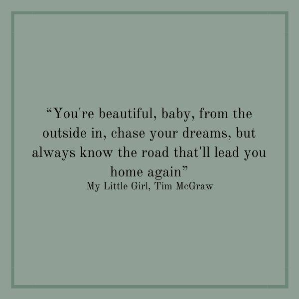 Songs About Dads: My Little Girl