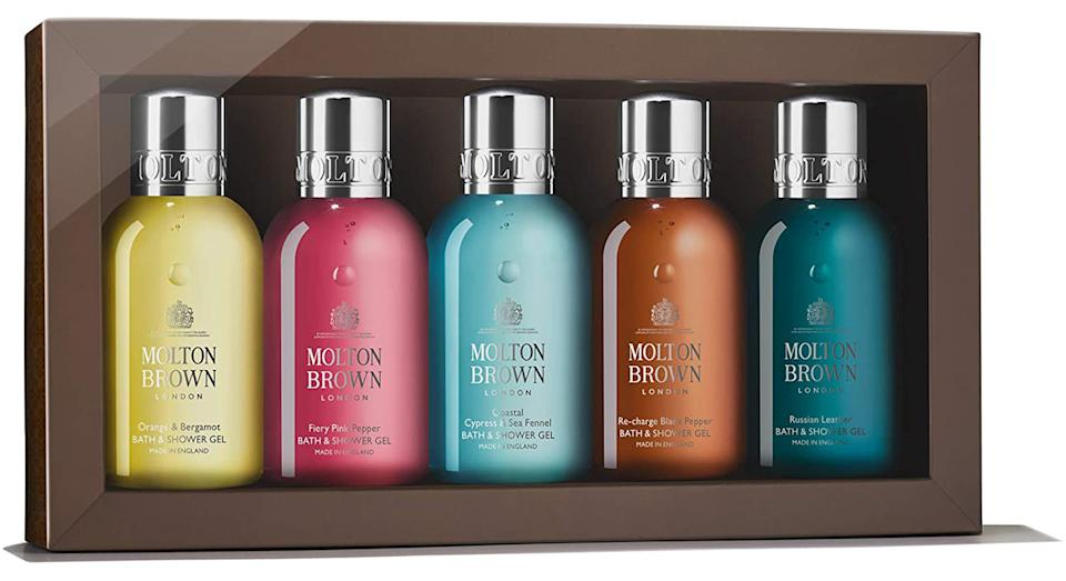Molton Brown Discovery Collection