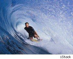 Surfing for beginners