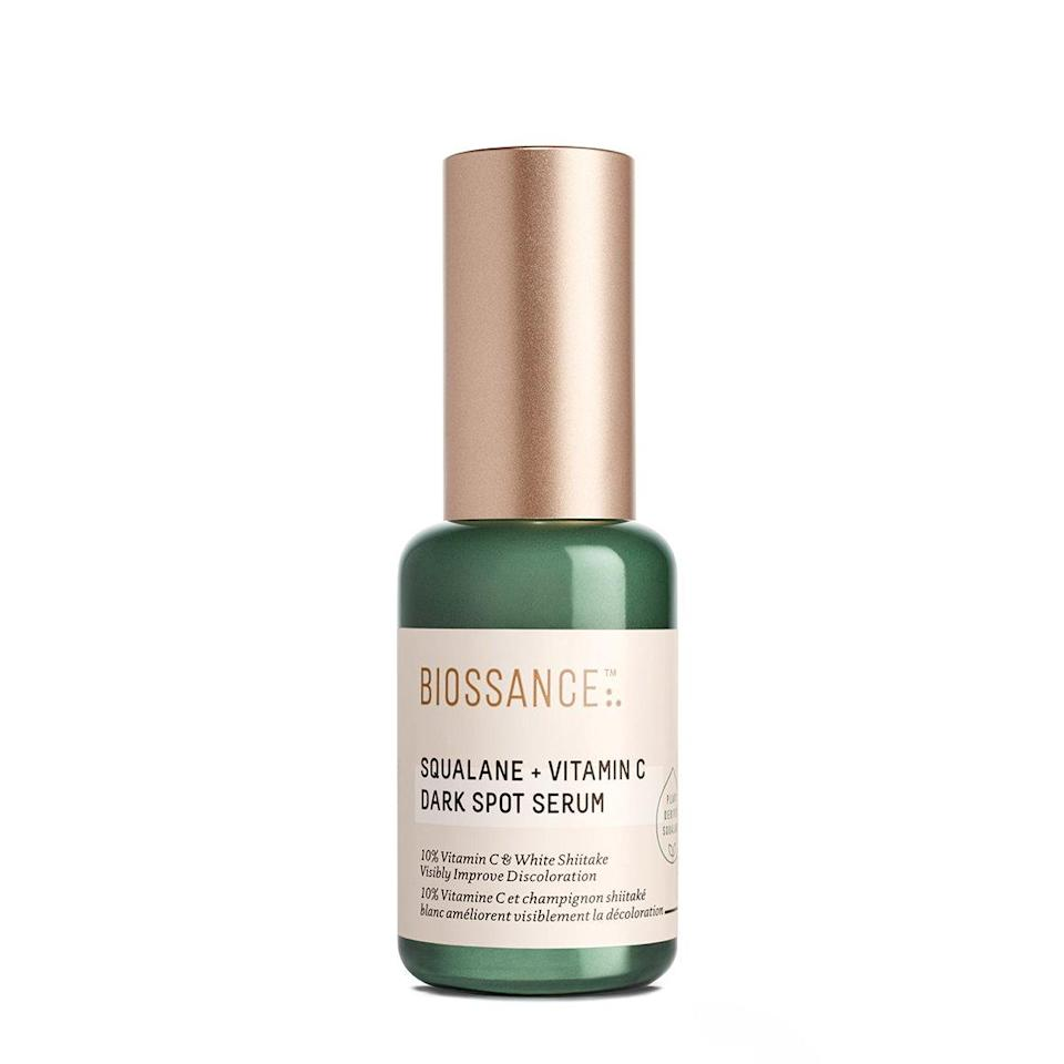 biossance, best acne serums for clear skin
