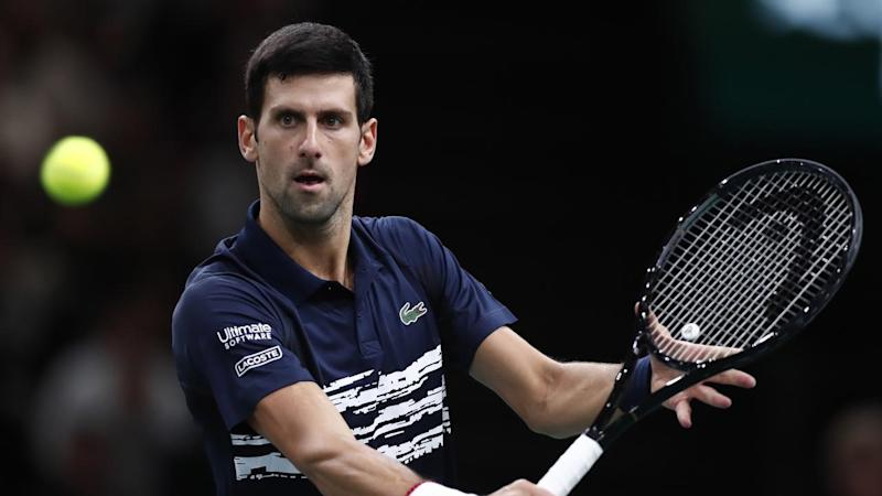 Novak Djokovic will be vying to reclaim the world No.1 ranking at the ATP finals in London
