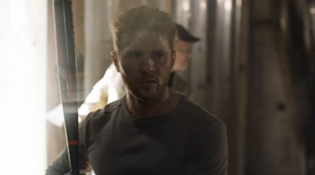 Ryan Phillippe in <em>Shooter</em>. (Photo: USA)
