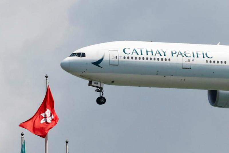 Cathay Pacific Flight Attendant Claims She Was Fired over Facebook Posts Linked to Hong Kong Protests