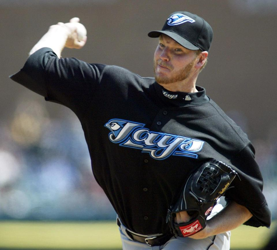 Roy Halladay's success with the Blue Jays came after falling all the way to Single-A. (AP)