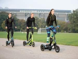 The Me-Mover FIT Accelerates the Healthy Living Trend