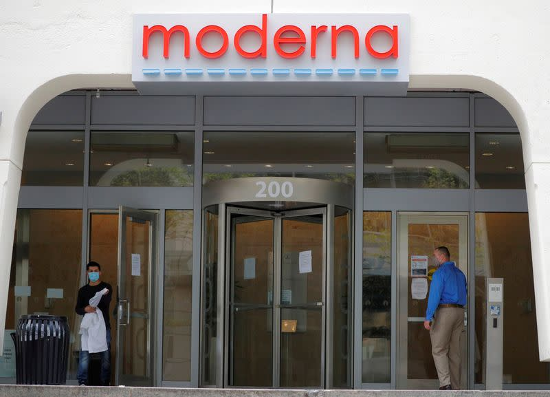 Exclusive: Moderna vaccine trial contractors fail to enroll enough minorities, prompting slowdown - sources