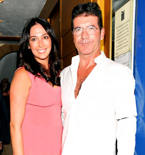 Simon Cowell Won't Witness Baby's Birth, Hints He'll Marry Lauren Silverman