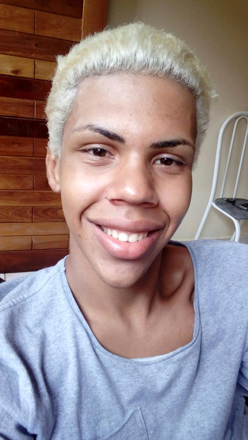 Man who wants to transform into a human ken doll