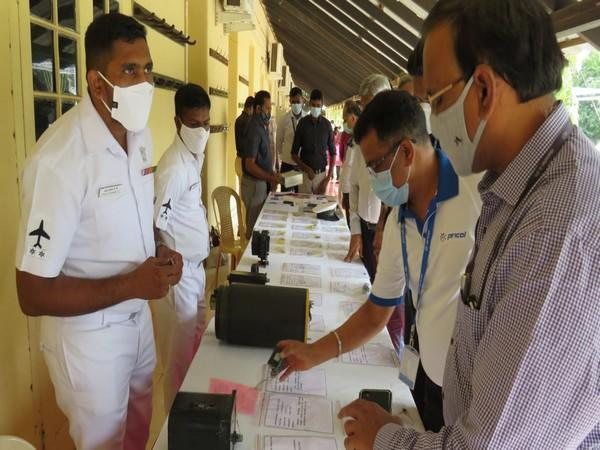 Naval Aviation holds discussions with Coimbatore industries