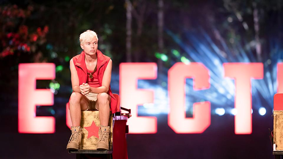 Jack Vidgen on I'm A Celebrity Get Me Out Of Here