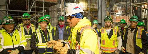 Fluor Completes Construction Contract for MEGlobal Project in Oyster Creek, Texas