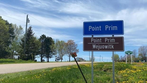 The Mi'kmaw name for Point Prim is Wejuowitk.