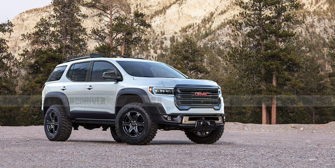 The 2022 GMC Jimmy Could Be GM's Answer to the Jeep Wrangler