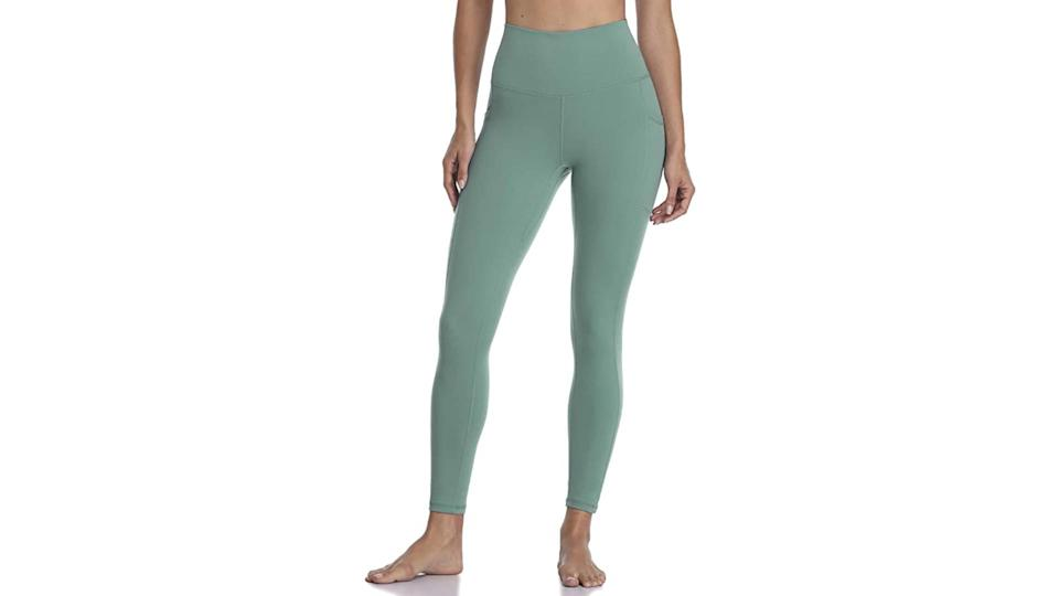 Colorfulkoala High Waisted 7/8 Leggings (Photo: Amazon)
