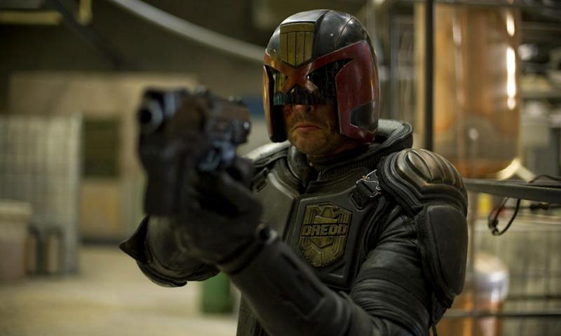 Karl Urban in talks for Judge Dredd TV show