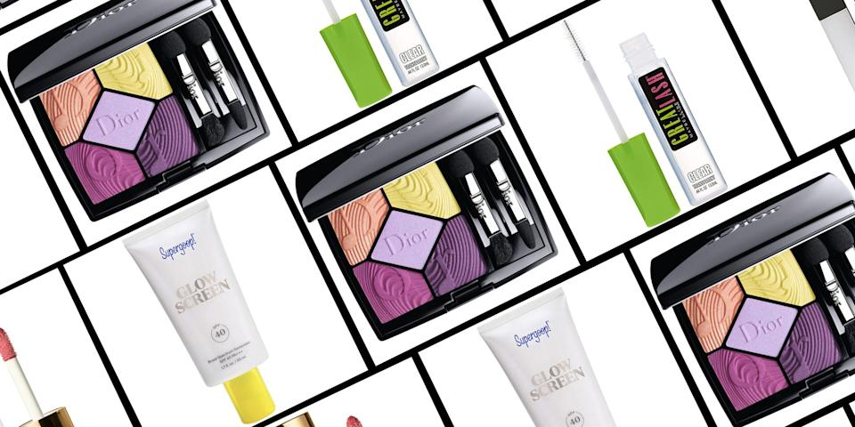 """<p>Summer beauty has always been in its own special category. The lipsticks are brighter, the eyeshadow is louder, and the lashes are longer—mascara or <a href=""""https://www.harpersbazaar.com/beauty/makeup/a33481277/how-to-clean-false-eyelashes/"""" rel=""""nofollow noopener"""" target=""""_blank"""" data-ylk=""""slk:falsies"""" class=""""link rapid-noclick-resp"""">falsies</a>, take your pick. Factor in lockdown's looming end, and you can expect the roaring '20s, round two. Whether you're sticking with <a href=""""https://www.harpersbazaar.com/beauty/makeup/g35742880/fall-2021-makeup-trends/"""" rel=""""nofollow noopener"""" target=""""_blank"""" data-ylk=""""slk:light makeup"""" class=""""link rapid-noclick-resp"""">light makeup</a> or throwing yourself back into full glam, scroll through our top summer 2021 makeup trends below. </p>"""