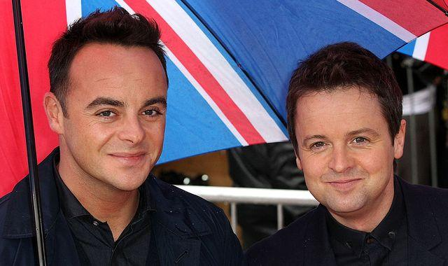 Ant and Dec reveal they threatened to quit Britain's Got Talent before crisis talks with Simon Cowell