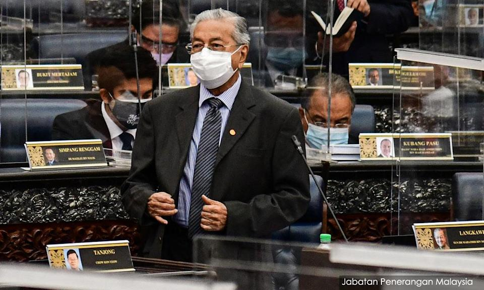 Dr M insists on another emergency despite new govt set to be sworn in