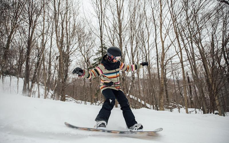 Burton's co-CEO Donna Carpenter is taking a big step in supporting the global movement